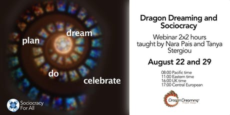 Dragon Dreaming and Sociocracy (2 sessions) tickets
