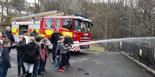 CU Festival of Fun 2019 - Fire Station Visit (Parkway)