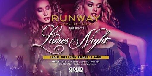 Runway Presents Ladies Night!