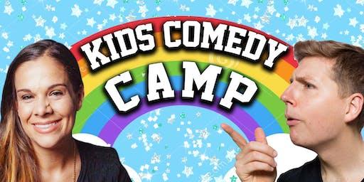 The Atlanta Kid's Comedy Summer Camp