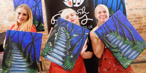 Secret Steps Brush Party - Tring