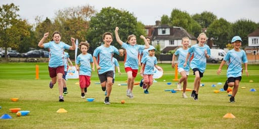 Challow and Childrey CC Summer Camp