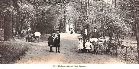 Highgate Wood historical walk tickets