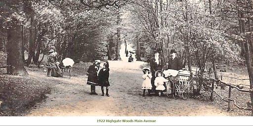 Highgate Wood historical walk