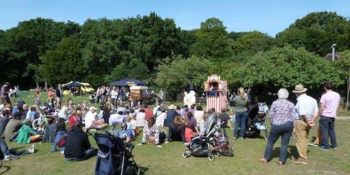 Highgate Wood Community Heritage Day