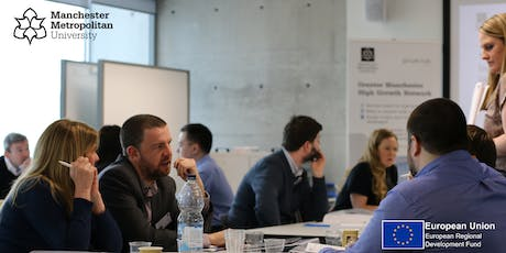 Greater Manchester High Growth Network Taster Masterclass 2 tickets