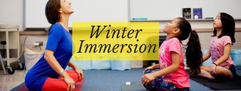 Yoga Ed Winter Immersion Children S And Teenage Yoga Teacher Training 4 Jul 2020