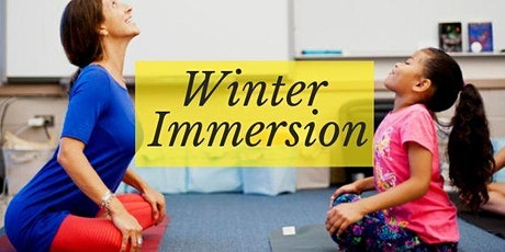 Yoga Ed. Winter Immersion (Children's and Teenage Yoga Teacher Training) tickets