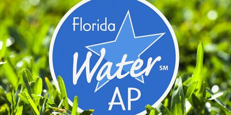 Florida Water Star Accredited Professional Training/Test tickets