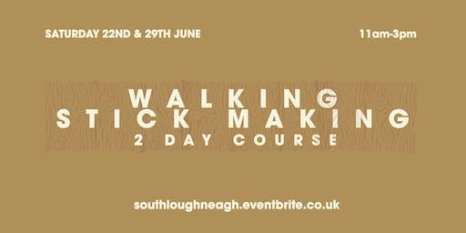 Walking Stick Making Course - 2 Day