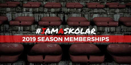 SKOLARS 2019 SEASON TICKETS, MEMBERSHIPS & SPECIAL OFFERS tickets