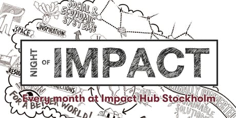 Night of Impact: Enabling the next generation tickets
