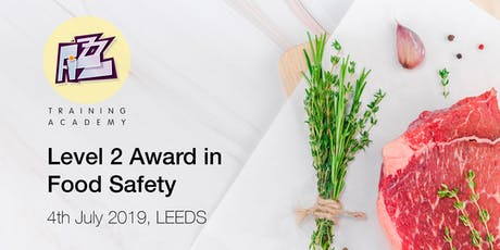 Level 2 Award in Food Safety tickets