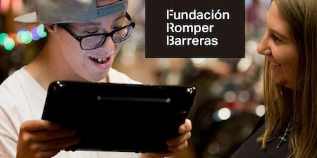 Acto de Presentación Fundación Romper Barreras entradas