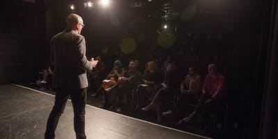 Challenge Night 2019 - Manchester's Best Personal Development Event 8th August