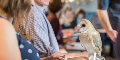 Wild Life Drawing: British Owls tickets