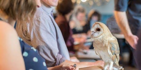Wild Life Drawing: British Birds of Prey tickets