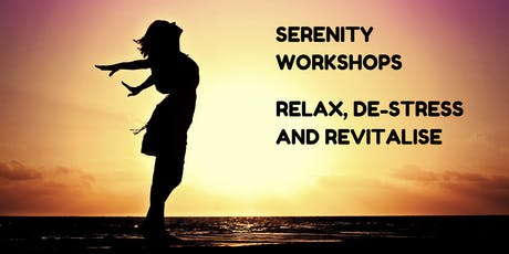 Stress and anxiety management workshop tickets
