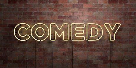 Comedy Club Night Under The Stars tickets