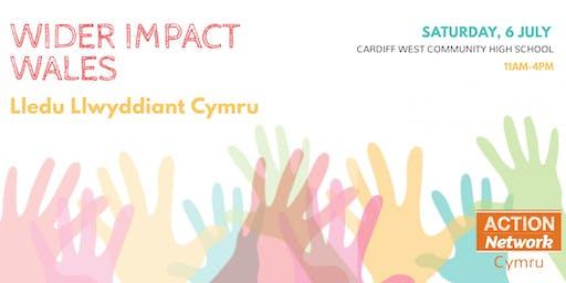 Wider Impact Wales | Lledu Llwyddiant Cymru