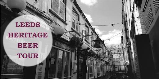 Leeds Heritage Beer Tour - Christmas Special!