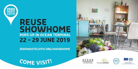Reuse Showhome 2019 tickets