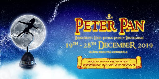 PETER PAN: 28/12/19 - 17:30 Performance