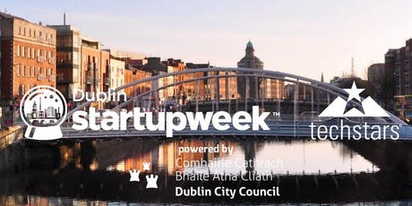 Startup Week Dublin Town Hall Information Evening tickets