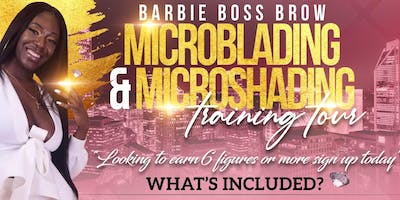 MICROBLADING ONE DAY TRAINING COURSE- $800