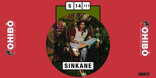 Sinkane in concerto all'Ohibò