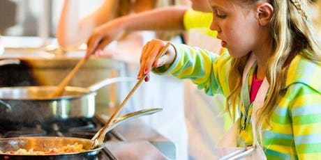 Family Cooking Class - Make a 2 Course Meal tickets