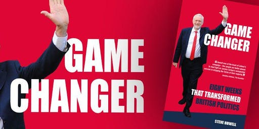 Game Changer - An evening with Corbyn's Strategist