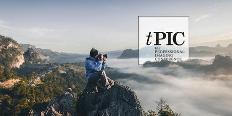 tPIC - the Professional Imaging Conference Tickets