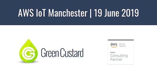 AWS IoT Manchester | 19 June 2019