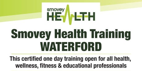 Smovey Health Training  tickets