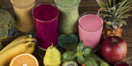 Juice Your Way to Health & Vitality tickets