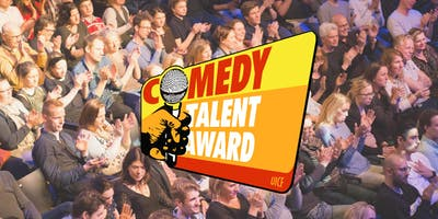 Comedy Talent Award - Halve Finale #1