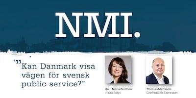 Kan Danmark visa vägen för svensk public service?