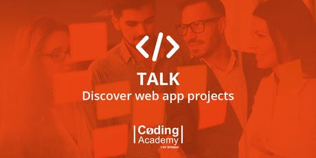 Talk : Discover web app projects billets