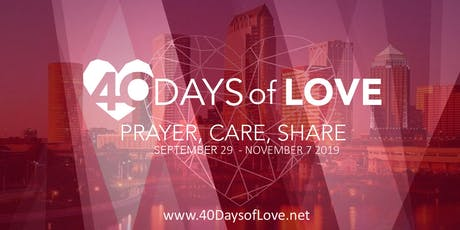 Naples - 40 Days of Love Leaders Strategy Meeting tickets