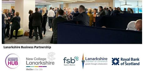 Lanarkshire Business Partnership Networking Breakfast tickets