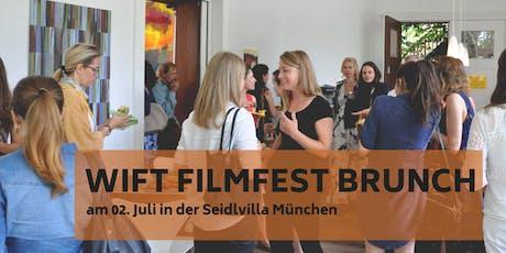 WIFT Brunch beim Filmfest München Tickets