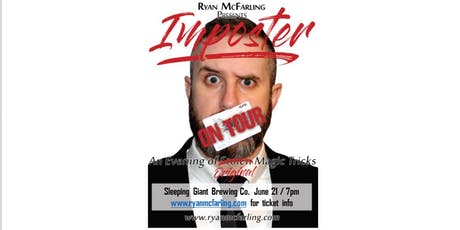 Ryan McFarling Presents IMPOSTER on Tour! tickets