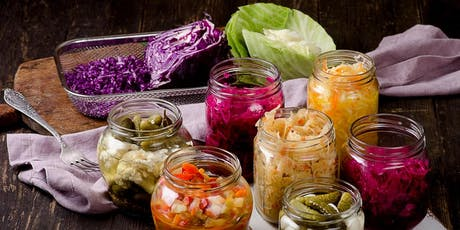 Fermented Foods Workshop tickets