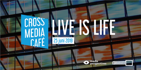 Cross Media Café - Live is Life tickets