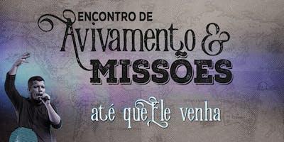 Encontro de Avivamento & Missões | Junho