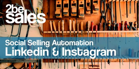 LinkedIn/Instagram Social Selling Automation  München tickets