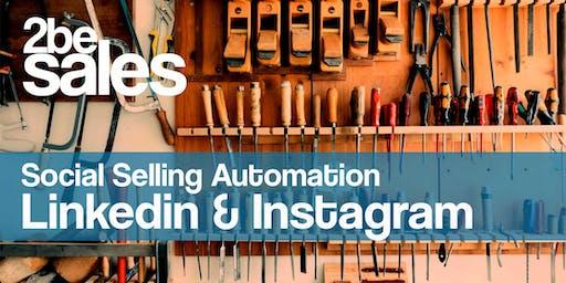LinkedIn/Instagram Social Selling Automation  München - July 2019