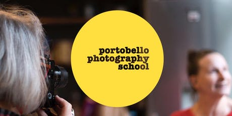 Higher Photography  CPD for Art Teachers - Portobello Photography School tickets