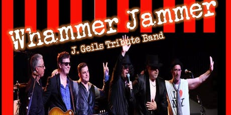 Whammer Jammer - J. Geils Tribute tickets